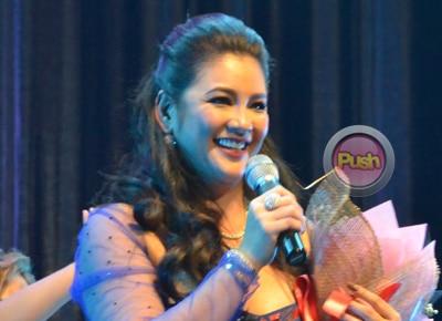 Regine Velasquez comments about her singing voice's 'return'
