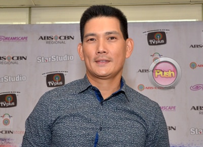 Richard Yap is ready to do fight scenes in 'FPJ's Ang Probinsyano'