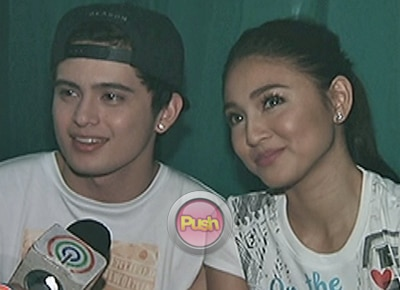"Nadine Lustre on her tampuhan with James Reid: ""It happens. It's normal. So we're okay."""