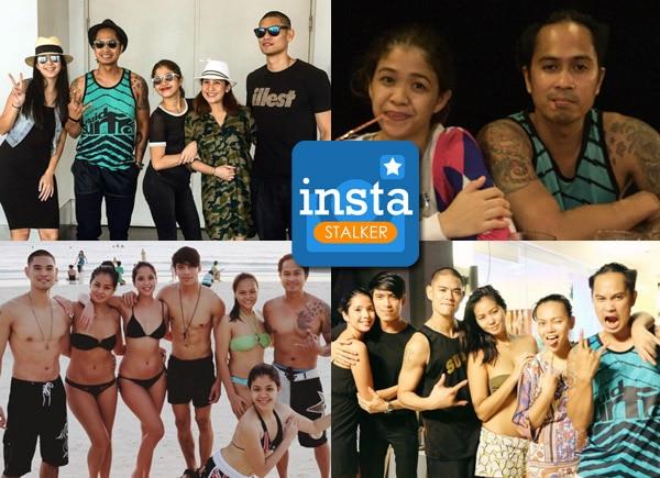 Instastalker: Your Face Sounds Familiar Season 1 gang bond in Boracay