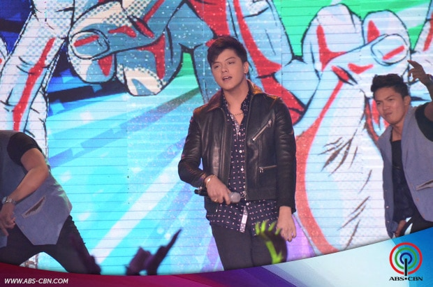 PHOTOS: Rock n roll to the world with Teen King Daniel Padilla
