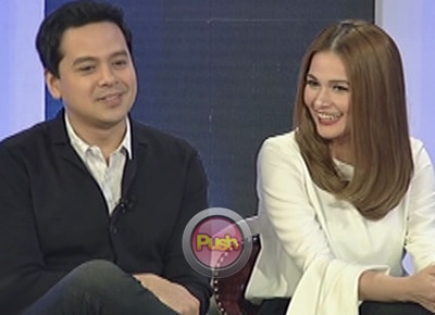 John Lloyd Cruz and Bea Alonzo share what it takes to give something a second chance