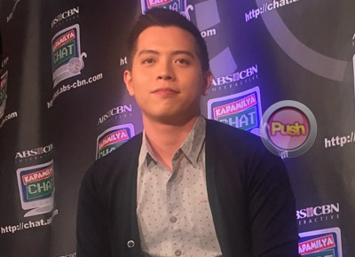 Jason Dy launches self-titled debut album