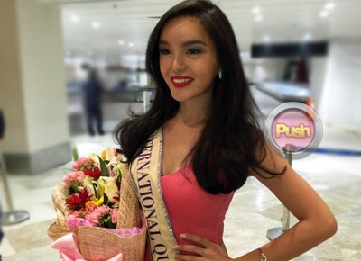 Miss International Queen 2015 Trixie Maristela shares her pageant experience