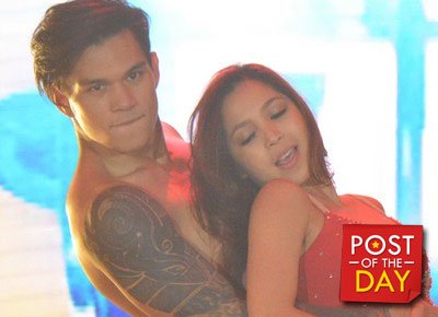 """Zeus and Dawn do a dance cover of Justin Bieber's """"Sorry"""""""