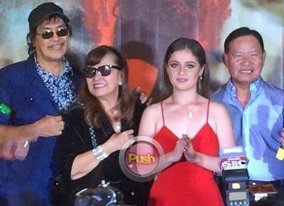 Andi Eigenmann earns praise for her role in 'Angela Markado'