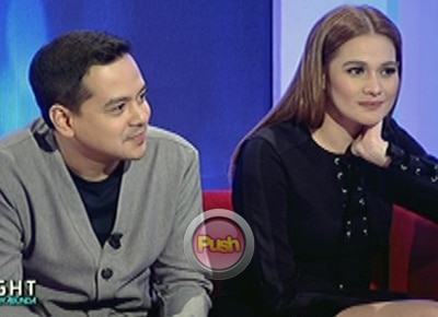 John Lloyd Cruz shares how they helped fill in the story of Basha and Popoy