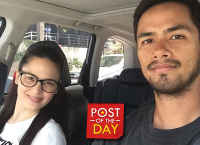Kristine Hermosa and Oyo Sotto's daughter Ondrea celebrates her 4th birthday