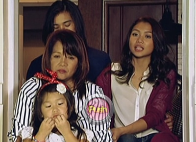 Miho Nishida takes a peek at her brand new home
