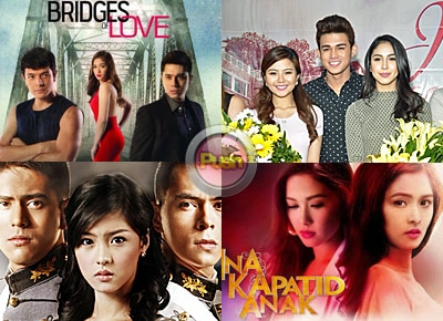 Four teleseryes that feature sibling rivalries