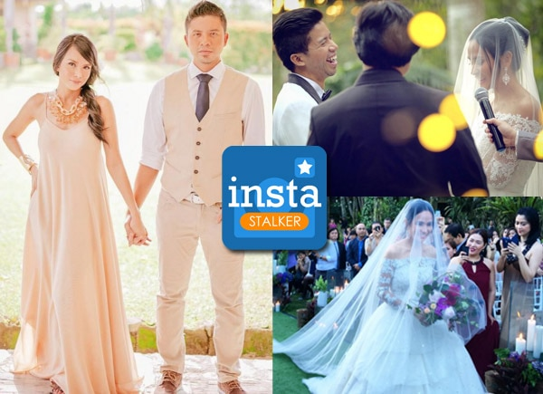 Wendy Valdez's Tagaytay wedding