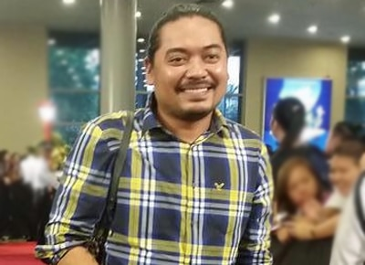 EXCLUSIVE: Dan Villegas reacts to competing with girlfriend Antoinette Jadaone in MMFF