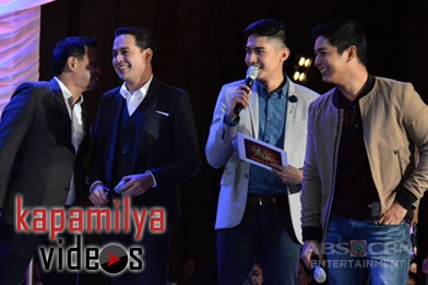 WATCH: The hottest Kapamilya leading men say Thank You For The Love