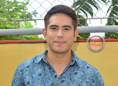 Gerald Anderson says his MMK role is a big challenge