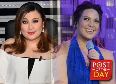 Sharon Cuneta and KC Concepcion's birthday message for Frankie
