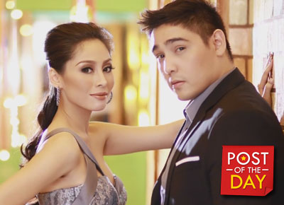 WATCH: Ex-PBB housemates Gee-Ann Abrahan and Mickey Perz's Save the Date video