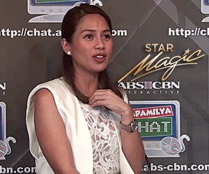 Kaye shares secret to her strong and happy relationship with Paul Jake