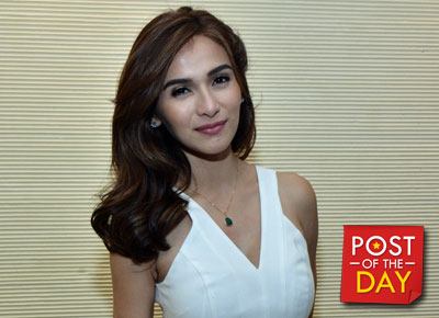 Jennylyn Mercado is FHM's New Year cover girl