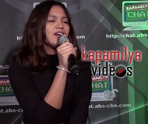 5 songs that you think Jane Oineza can't sing