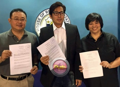 Dan Fernandez files House Resolution to have Honor Thy Father's MMFF disqualification investigated