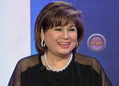 Annabelle Rama says why 'pamimikot' did not work for her