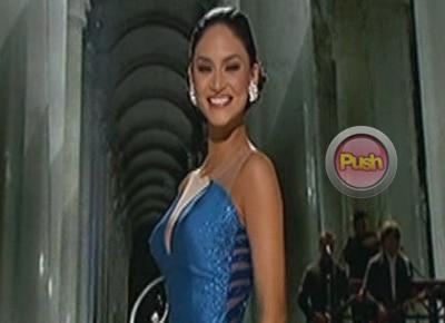 Pia Wurtzbach's mentor on her Miss Universe gown: 'Yung sinuot ni Pia pinaglaban yun'