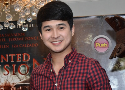 EXCLUSIVE: Jerome Ponce still overwhelmed with the result of 'Haunted Mansion' at MMFF