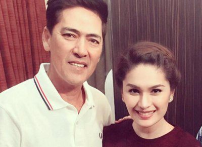 "Vic Sotto says Pauleen Luna is his ""number two"" priority in life"