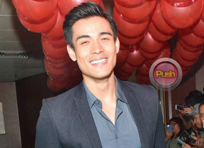EXCLUSIVE: Xian Lim shares the most important lesson he learned from Vilma Santos