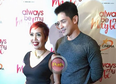 What's the real score between Kakai Bautista and Ahron Villena?