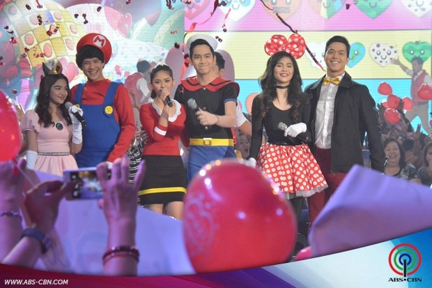PHOTOS: Valentine kilig with LizQuen, ElNella, KenLia, LoiShua and KarDrea