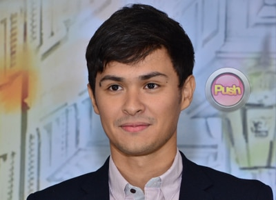 Matteo Guidicelli on Valentine date with Sarah Geronimo: 'The purpose of love is for us to be happy'