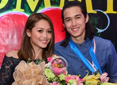 EXCLUSIVE: Tommy Esguerra is happy that his mom and Miho Nishida are getting along well
