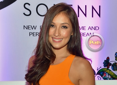 Solenn Heussaff launches her own perfume line