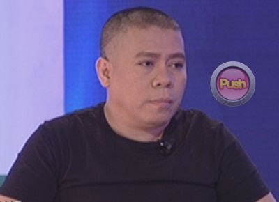 Wenn Deramas to his friends: 'Unahin (niyo) si Lord'