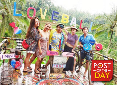 "WATCH: DJ Jhai Ho, Angelica Panganiban's ""Pag May Alak, May Balak"" dance video"