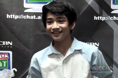 Zaijian on portraying young Macoy in The Story Of Us