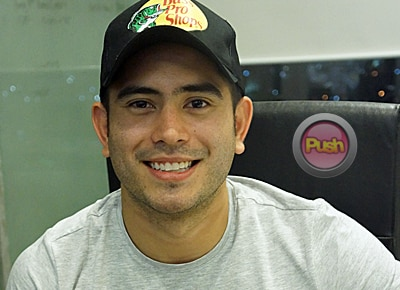 Does Gerald Anderson want to have a new love team partner?