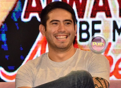 Gerald Anderson reacts to 'Gerald is back!' comments