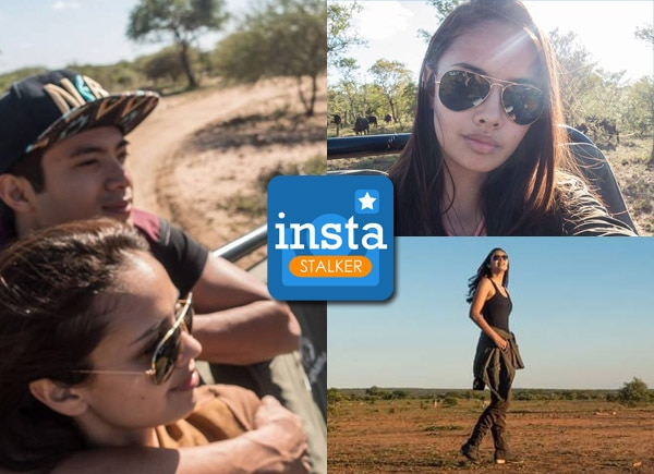 Megan Young's Valentine trip to South Africa