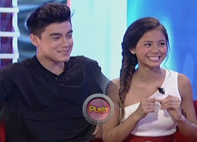 Bailey May on what makes Ylona Garcia cute: 'Just the way she is'