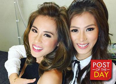 WATCH: Toni and Alex Gonzaga swap faces