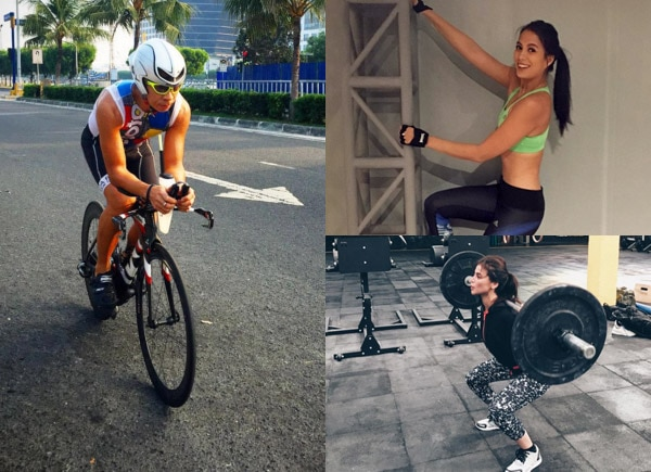 #FITNESSGOAL: Celebs who will inspire you to get moving this summer