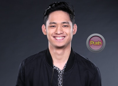 Michael Pangilinan tears up as he talks about being a father