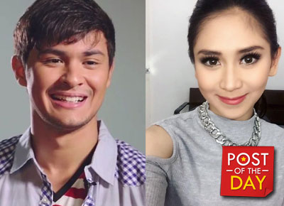 Matteo Guidicelli and Sarah Geronimo find time to bond with fans