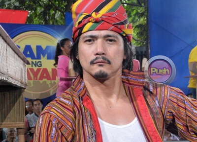 Does Robin Padilla want to star in a teleserye?