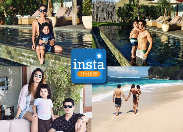 Richard Gutierrez brings Zion to Bali