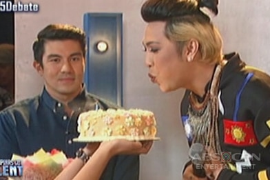 PHOTOS: PGT Season 5's Unkabogable birthday surprise for Vice Ganda