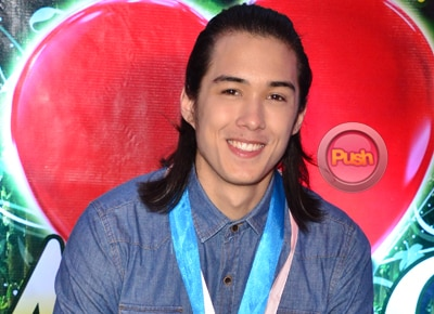 EXCLUSIVE: Tommy Esguerra admits Miho Nishida is helping him adjust to showbiz