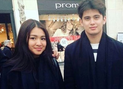 James Reid and Nadine Lustre's mothers react on viral article